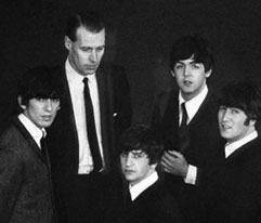Sir George Martin and The Beatles